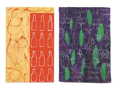 Fähnchen und Netze# 11, 2001
