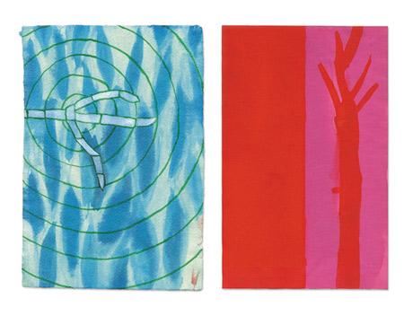Fähnchen und Netze# 120, 2001