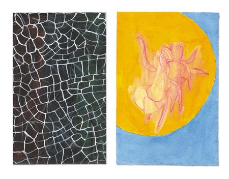Fähnchen und Netze# 127, 2001