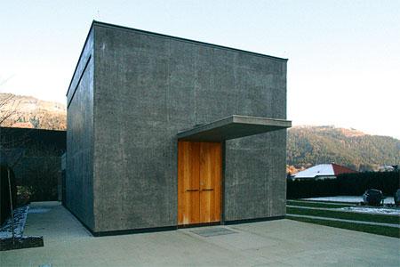 Aufbahrungshalle Micheldorf, 2005