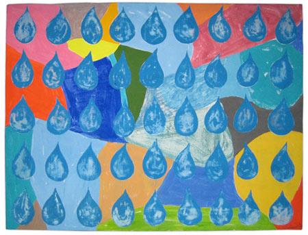 Blue Rain, 2006