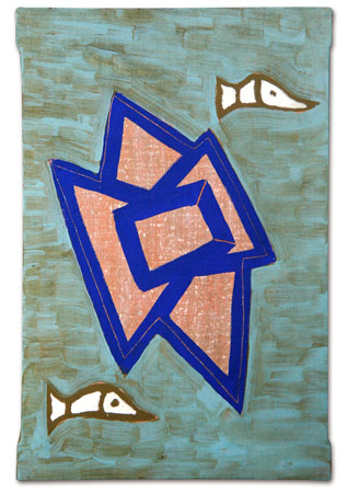 Die Seligkeit der Fische, 1986/87